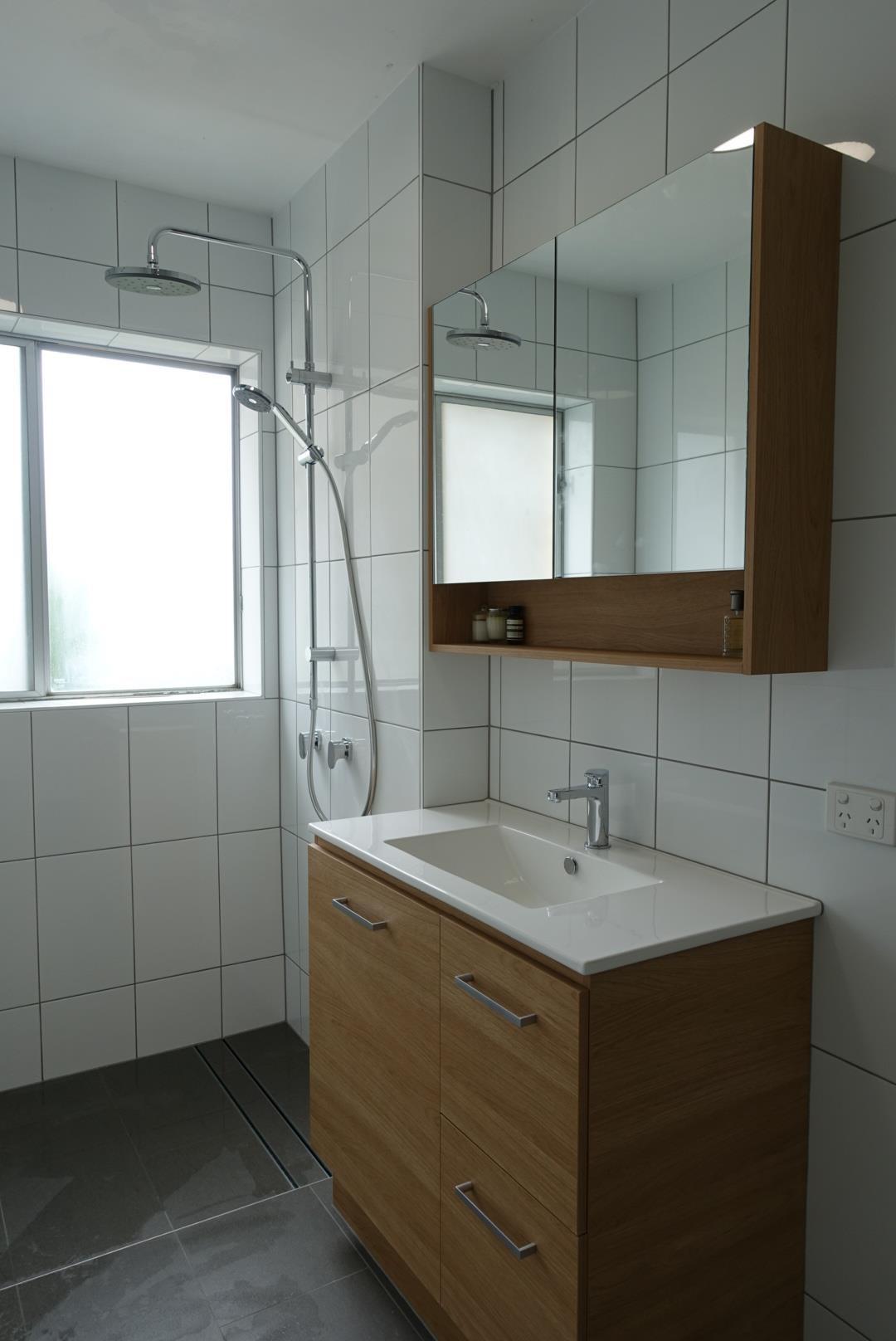 Brisbane laundry renovations laundry design ideas ine bathrooms - Greenslopes Main Shower Laundry Renovation 1 Bathroom Renovations Brisbane Company