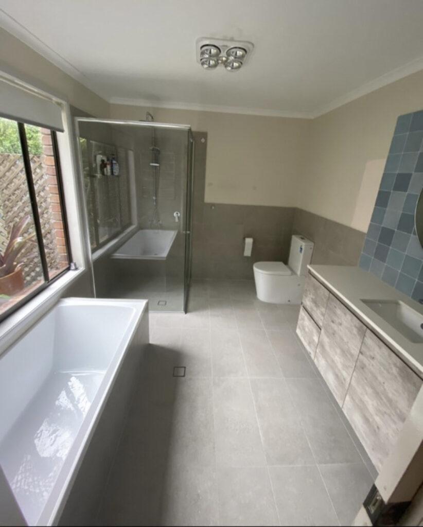 Modern Bathrooms Ferny Hills Bathroom Renovation Brisbane Bathrooms Modern Style