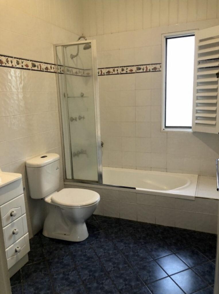 Bathroom Renovation Kenmore Before Image Bathroom Makeover Tips
